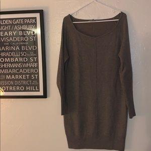 Athleta cashmere sweater dress. Small.